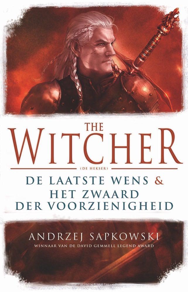 Marco Lap Sapkowski Witcher De Laatste Wens & Het Zwaard der Voorzienigheid