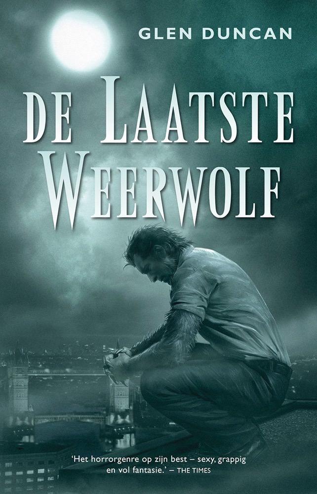 Marco Lap de laatste weerwolf