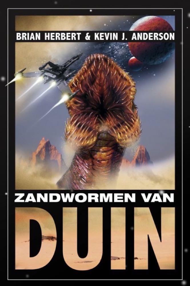 Marco Lap zandwormen-van-duin-brian-herbert-9789022549698-voorkant